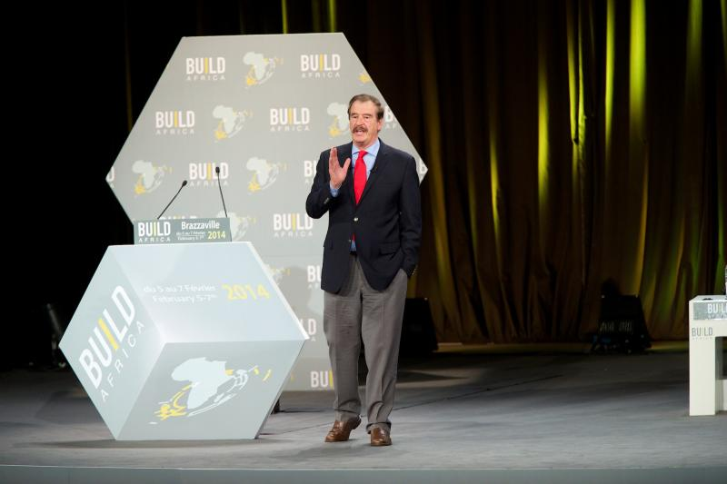 LA PERSPECTIVE DES LEADERS | LEADERS' PERSPECTIVES : Vicente Fox