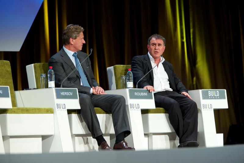 LA PAROLE DES EXPERTS | EXPERTS IN THE SPOTLIGHT : Nouriel Roubini, Robert Hersov