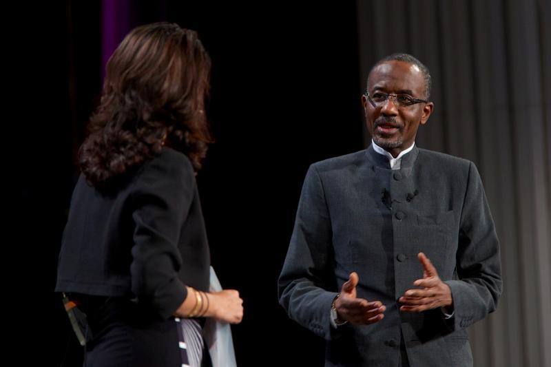 LA PAROLE AU LEADER   LEADER IN THE SPOTLIGHT : Sanusi Lamido SANUSI