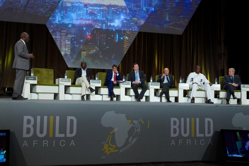 CONSTRUIRE LES VILLES DE DEMAIN   BUILDING TOMORROW'S CITIES